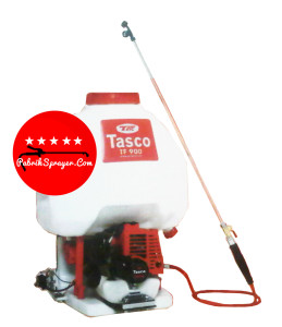Knapsack Power Sprayer Tasco TF900