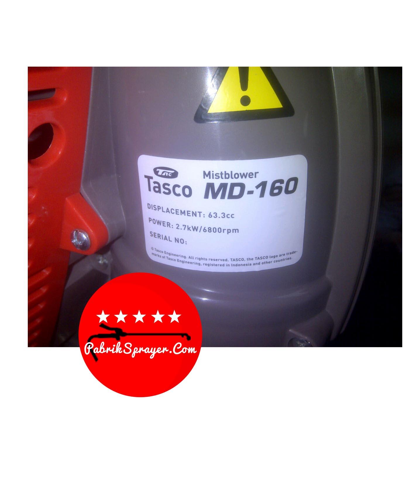 Mist blower MD-160