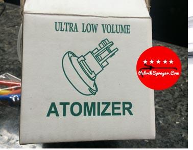 Atomizer micron herbi