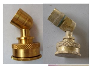 Nozzle lubang empat