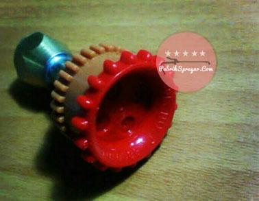 Nozzel LSA/4 Red