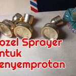 Spuyer atau NOZZLE Mempengaruhi Hasil Penyemprotan Hama Dan Penyakit